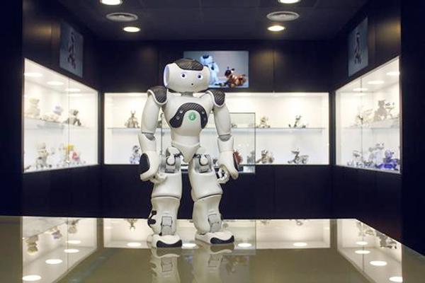 the robot museum museos para niños