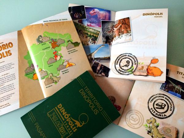 pasaporte dinopolis Teruel
