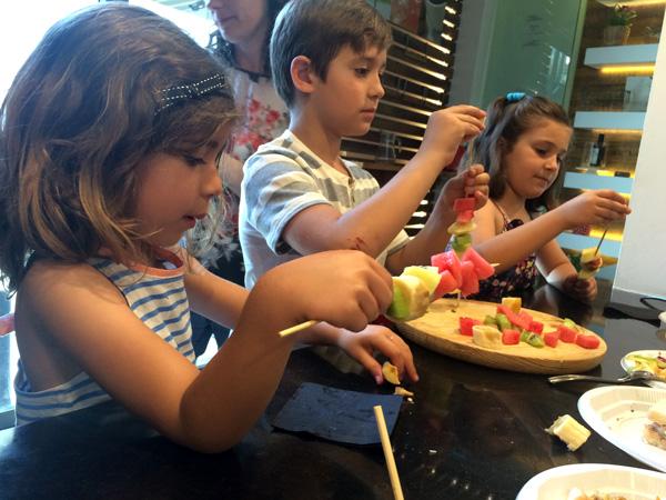Mercado Victoria Peque Chef taller de cocina para niños