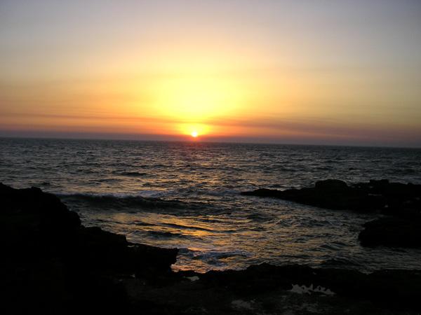 horarios puesta de sol sindrome postvacacional