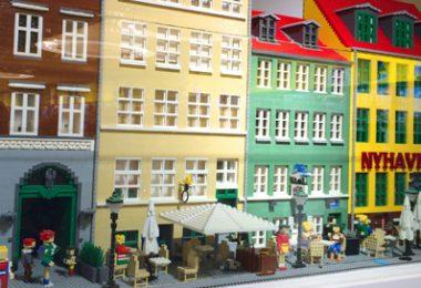 El maravilloso mundo de Lego