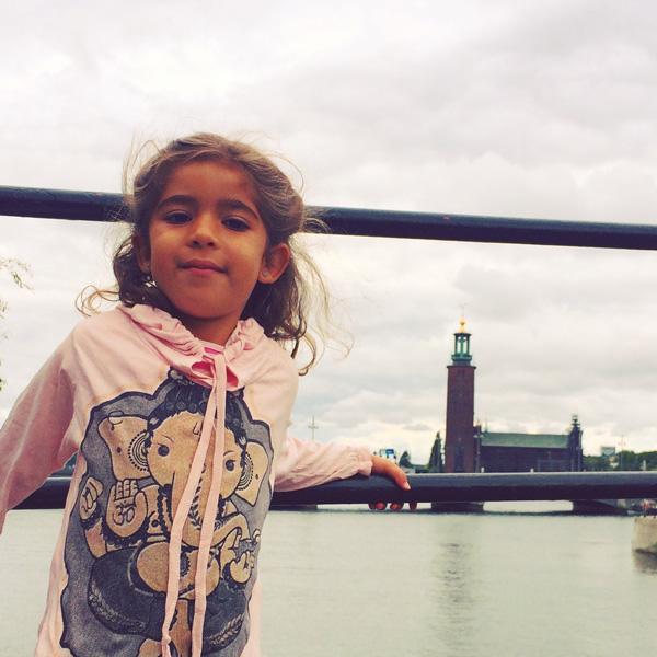 Estocolmo con niños