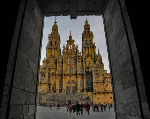 Santiago de Compostela Galicia con niños
