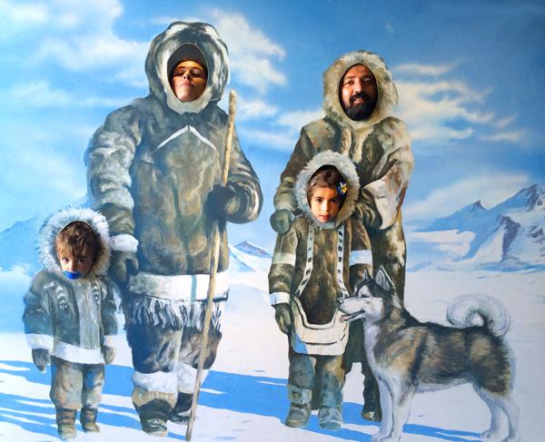 Museo Fram Oslo con niños