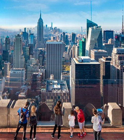 Nueva York con niños Rockefeller