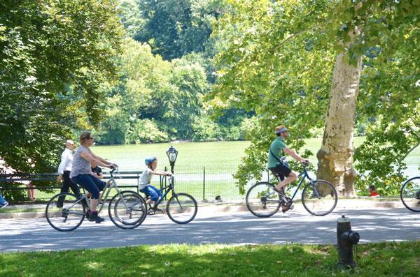 central-park nueva york con niños