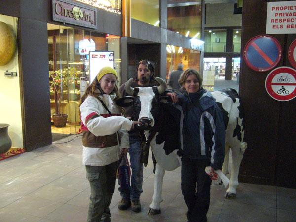 Andorra con niños tiendas