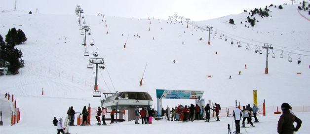 Viaje de esquí a Andorra con peques