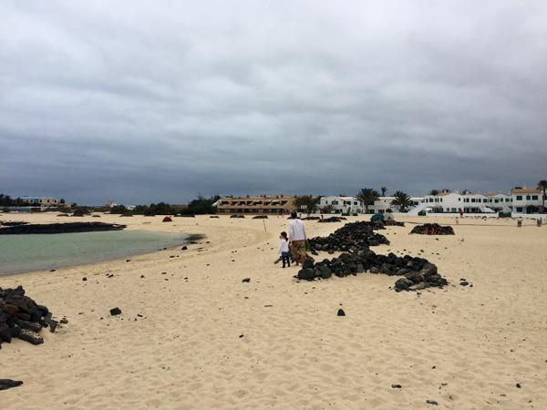 Fuerteventura con niños El Cotillo