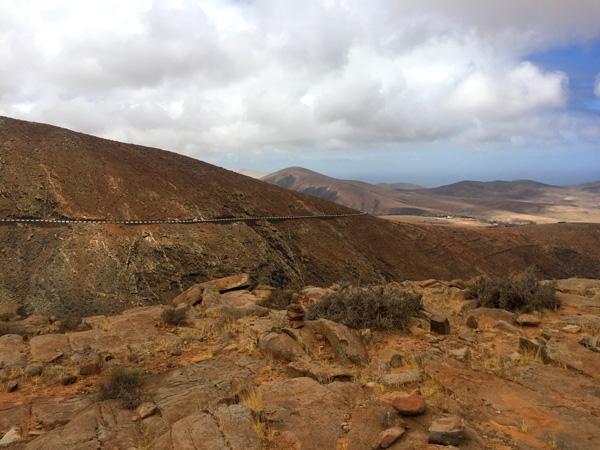 Fuerteventura con niños mirador