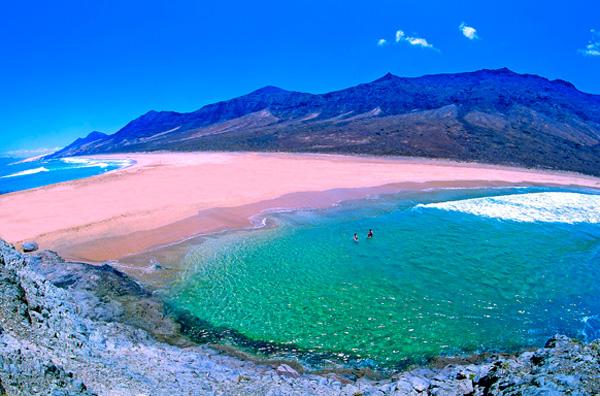 Fuerteventura con niños cofete