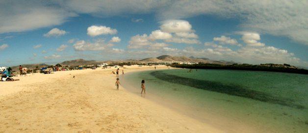 Fuerteventura con niños