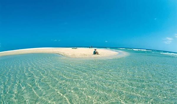 Fuerteventura con niños sotavento