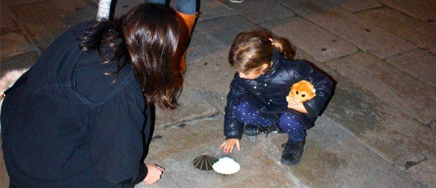 Visita guiada a Santiago de Compostela con una Meiga
