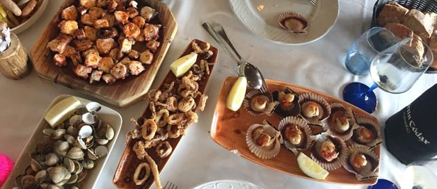 Dónde comer muy bien en Galicia