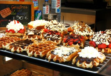 Gastronomía de Flandes para todas las edades