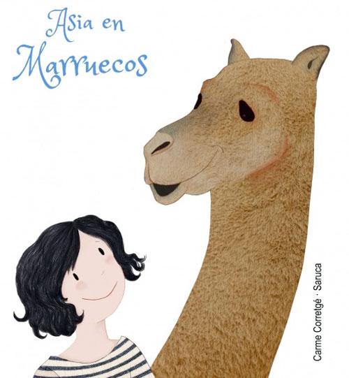 Asia-en-Marruecos libros para niños viajeros