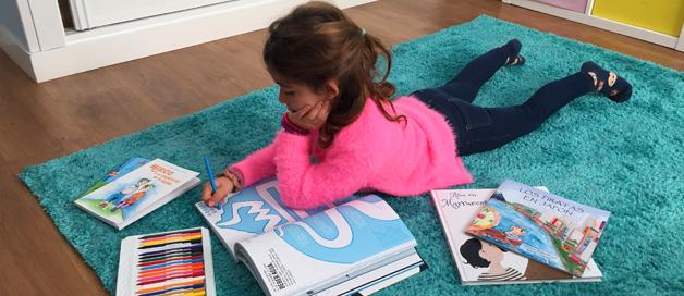 7 Libros para niños viajeros