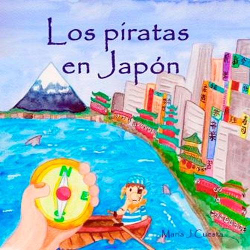 los-piratas-en-Japon libros para niños viajeros