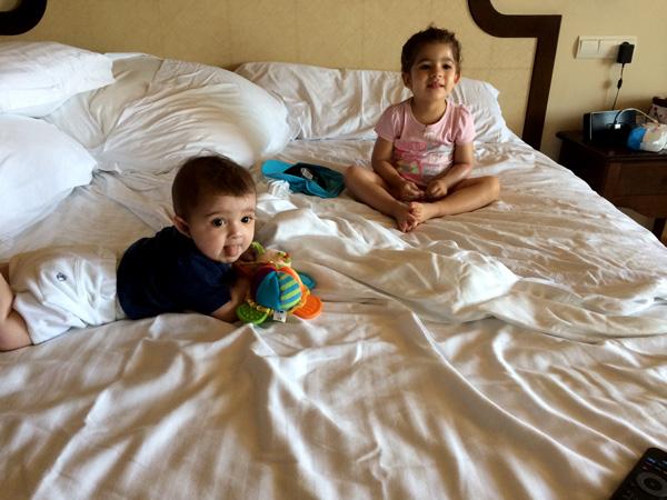 hotel con bebes