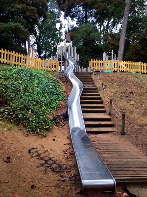parque de los sentidos Galicia con niños Rias Baixas