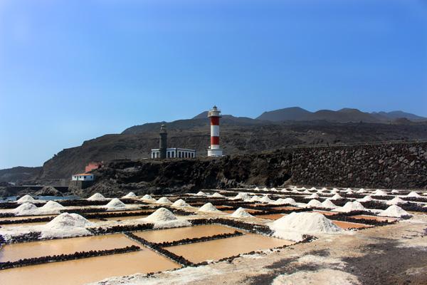 faros de fuencaliente La Palma con niños
