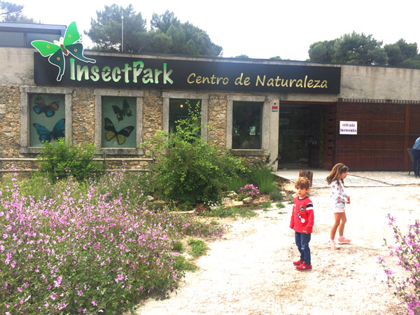 insect park sierra del guadarrama
