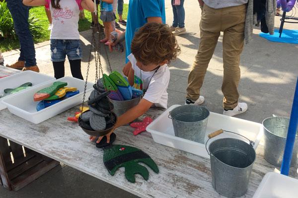 juegos infantiles en festival Barruguet Ibiza