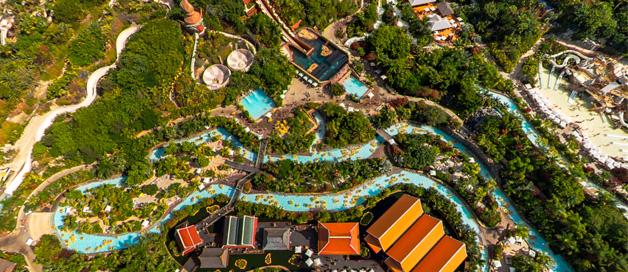 Consejos para visitar Siam Park