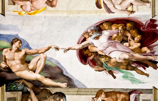 capilla sixtina roma con niños