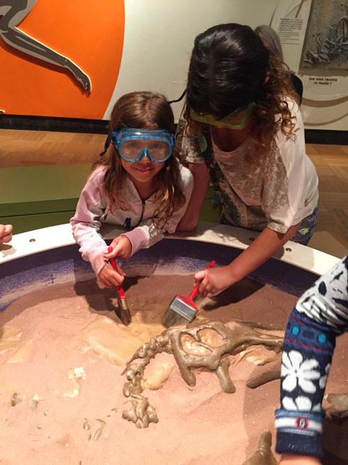 Toronto con niños Museo Real de Ontario