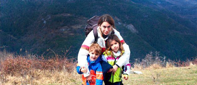Dónde viajar con un niño movidito
