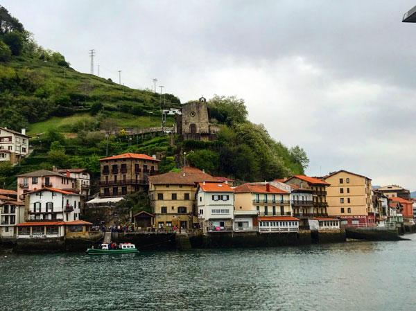 Pasajes de san juan Euskadi con niños