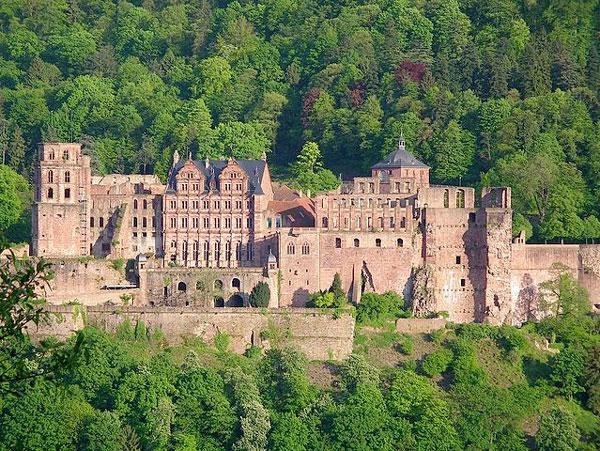 Heidelberg con niños