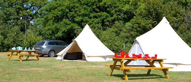 5 Destinos Ideales Para Ir de Camping