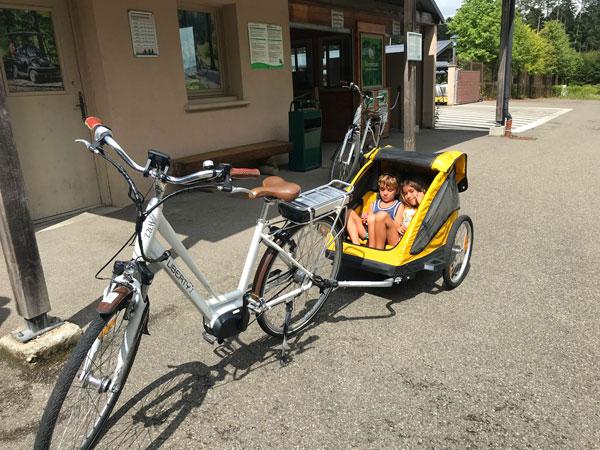 center parcs bici