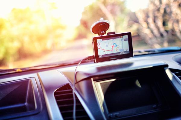 alquilar coche en EEUU GPS