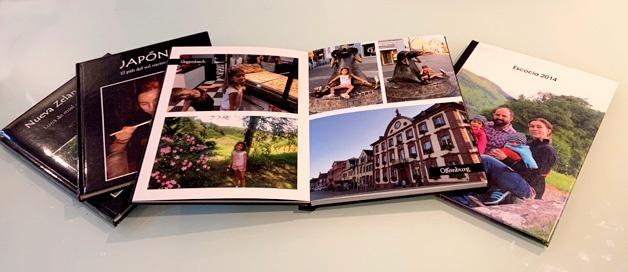 Crear un Álbum de las Vacaciones con las Fotos Digitales