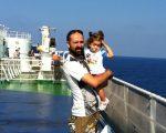Viajar en Ferry con Niños a las Islas del Mediterráneo