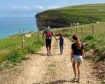 Occidente de Cantabria con Niños