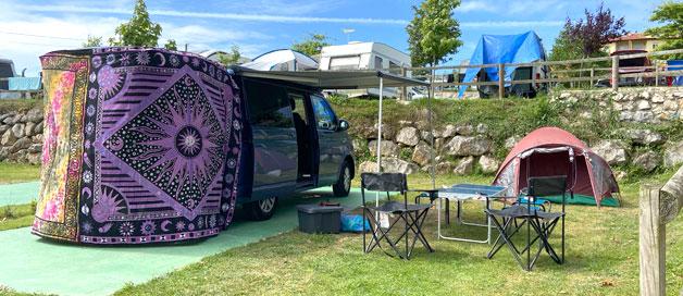 Disfrutar de la Costa Daurada y Terres de l´Ebre en Camping